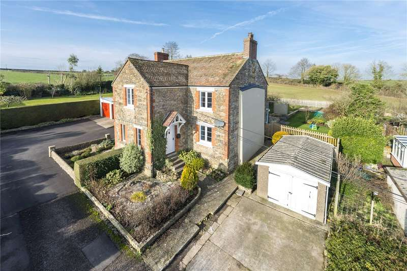 3 Bedrooms Semi Detached House for sale in Russell Place, Milborne Port, Sherborne, Dorset, DT9