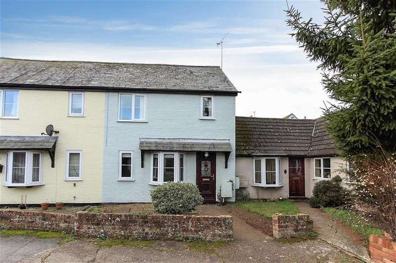 2 Bedrooms Terraced House for sale in The Stables, Southcott Village, Leighton Buzzard