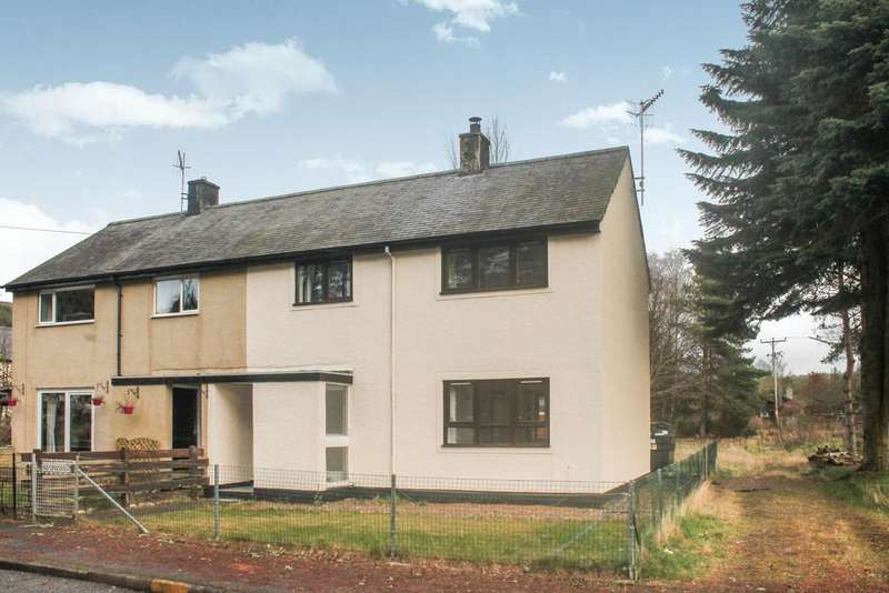 3 Bedrooms Semi Detached House for sale in Comar Gardens, Cannich