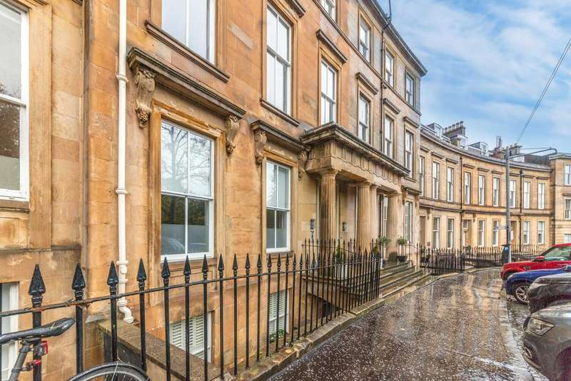 3 Bedrooms Duplex Flat for sale in 9 Lynedoch Crescent, Park, G3 6EQ