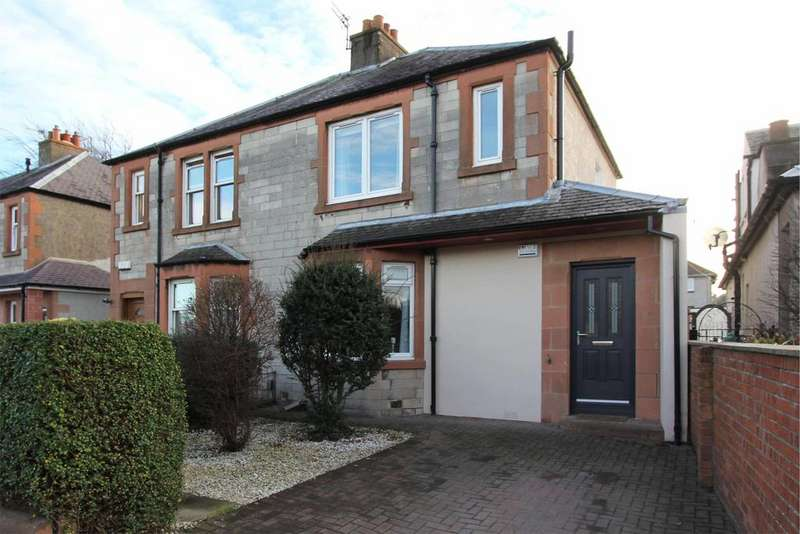 2 Bedrooms Semi Detached House for sale in Duddingston, 3A Durham Drive, Edinburgh, EH15 1PG