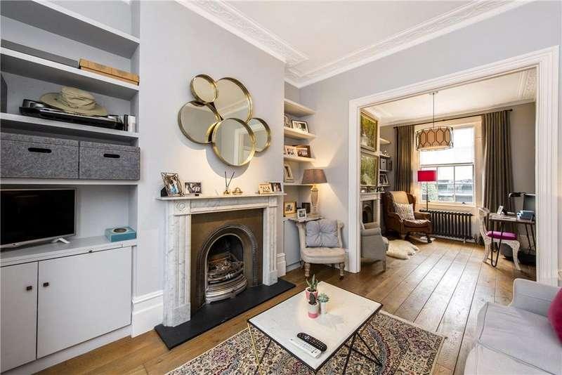 3 Bedrooms Terraced House for sale in Arlington Avenue, London, N1