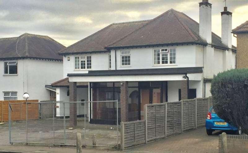 5 Bedrooms Detached House for sale in Hatfield Road, St Albans, AL4