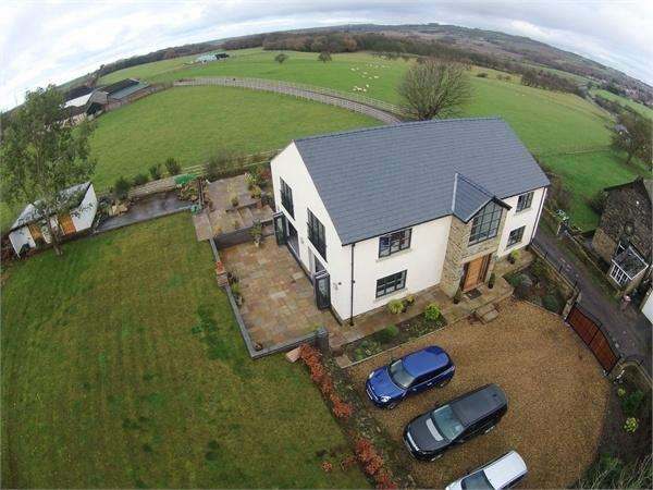 5 Bedrooms Detached House for sale in Birchley View, Moss Bank Road, ST HELENS, Merseyside