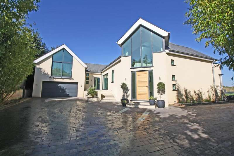 5 Bedrooms Detached House for sale in Budleigh Salterton
