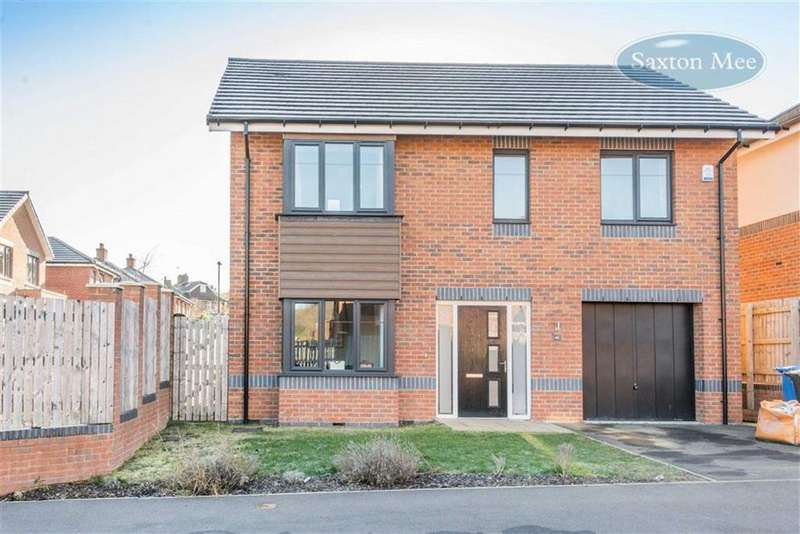 4 Bedrooms Detached House for sale in Chapman Close, Stannington, Sheffield, S6