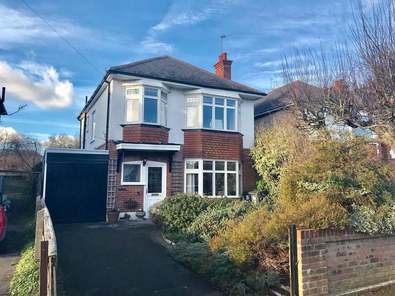3 Bedrooms Detached House for sale in Corhampton Road, Boscombe East, Bournemouth BH6