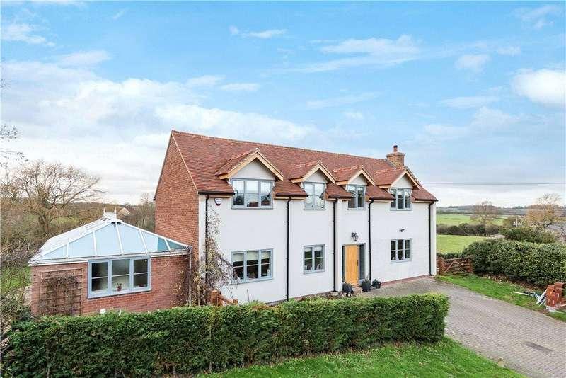 4 Bedrooms Detached House for sale in West End, Stevington, Bedford, Bedfordshire