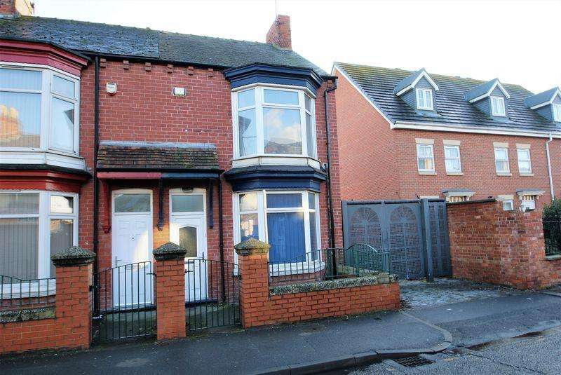 2 Bedrooms Terraced House for sale in Ayresome Street, Middlesbrough