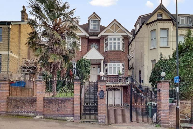 6 Bedrooms Detached House for sale in Duncombe Hill, Honor Oak Park SE23
