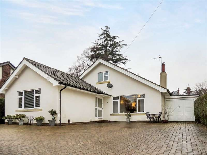 5 Bedrooms Detached House for sale in Gregory Avenue, Romiley, Stockport