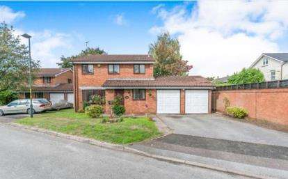 4 Bedrooms Detached House for sale in Biton Close, Off Victoria Road, Harborne