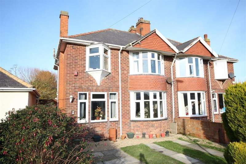 3 Bedrooms Semi Detached House for sale in Newstead Road, Mablethorpe