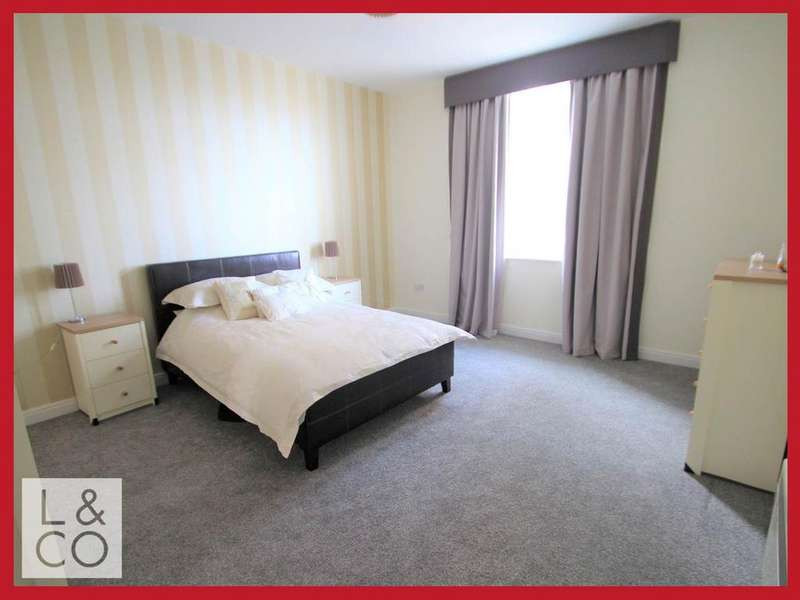 1 Bedroom Apartment Flat for sale in Kings Court, City Centre,