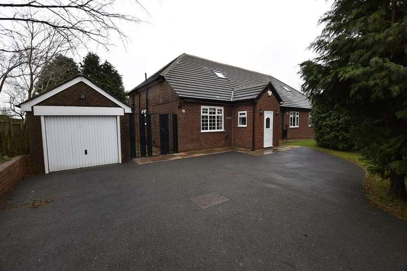 4 Bedrooms Detached House for sale in Rosehill Road, Burnley BB11 2QX