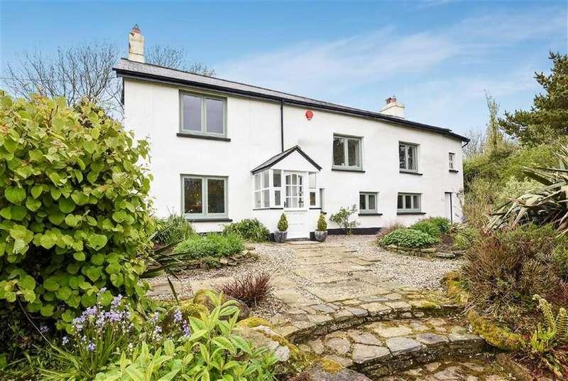 6 Bedrooms Detached House for sale in Darracott, Georgeham, Braunton, Devon, EX33