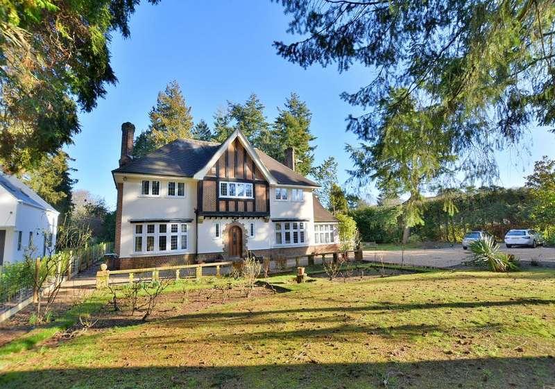4 Bedrooms Detached House for sale in Carroll Avenue, Ferndown