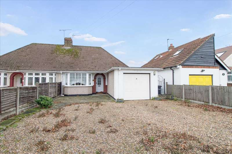 2 Bedrooms Bungalow for sale in Stanstead Road, Hoddesdon