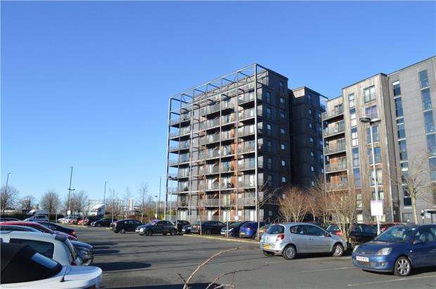2 Bedrooms Apartment Flat for sale in The Waterfront, Sports City, Manchester