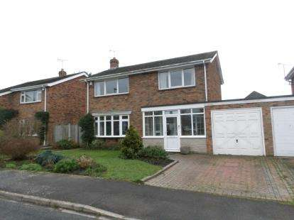 4 Bedrooms Detached House for sale in Catisfield, Fareham, Hants