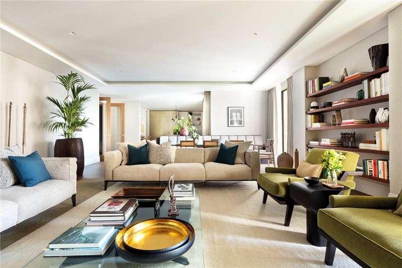 3 Bedrooms Flat for sale in Apt 11, Holland Park Villas, Kensington, London, W8