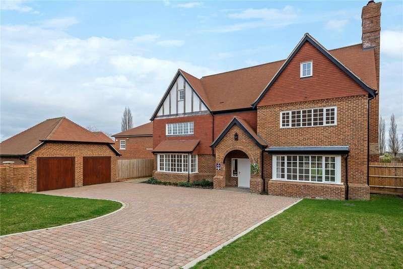 5 Bedrooms Detached House for sale in Ryebridge Lane, Upper Froyle, Hampshire, GU34