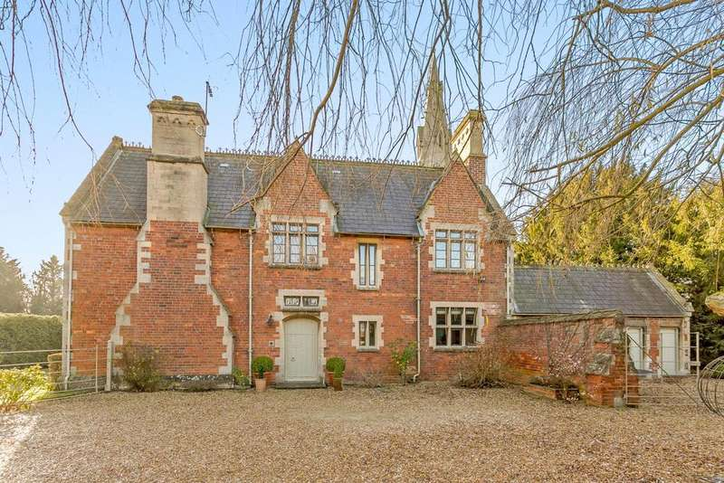 4 Bedrooms Detached House for sale in The Old Rectory, Manthorpe, Grantham, Lincolnshire, NG31