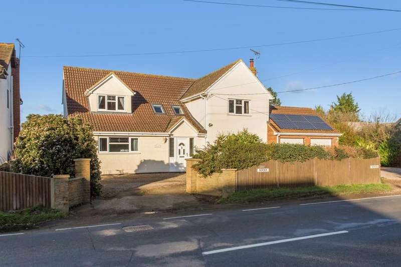 5 Bedrooms Detached House for sale in Burnham Road, Latchingdon, Chelmsford, Essex, CM3