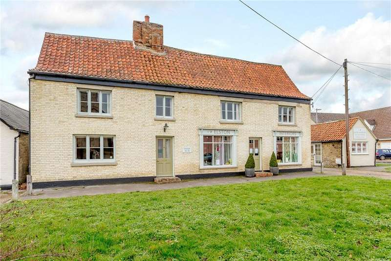 4 Bedrooms Detached House for sale in High Street, Bottisham, Cambridge, CB25