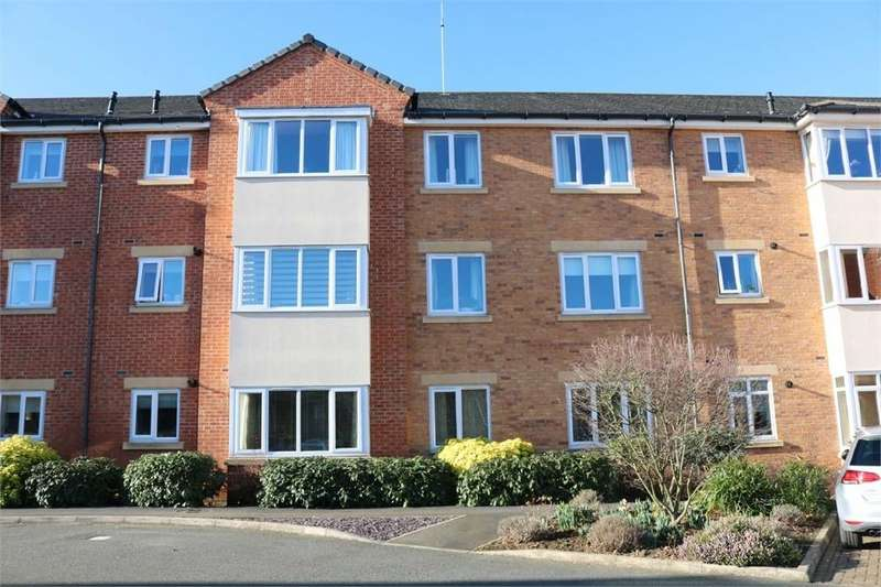 1 Bedroom Flat for sale in Browning Court, BOURNE, Lincolnshire