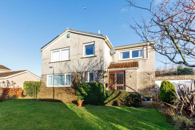 6 Bedrooms Detached Villa House for sale in 15 Warnock Road, Newton Mearns, G77 6JH