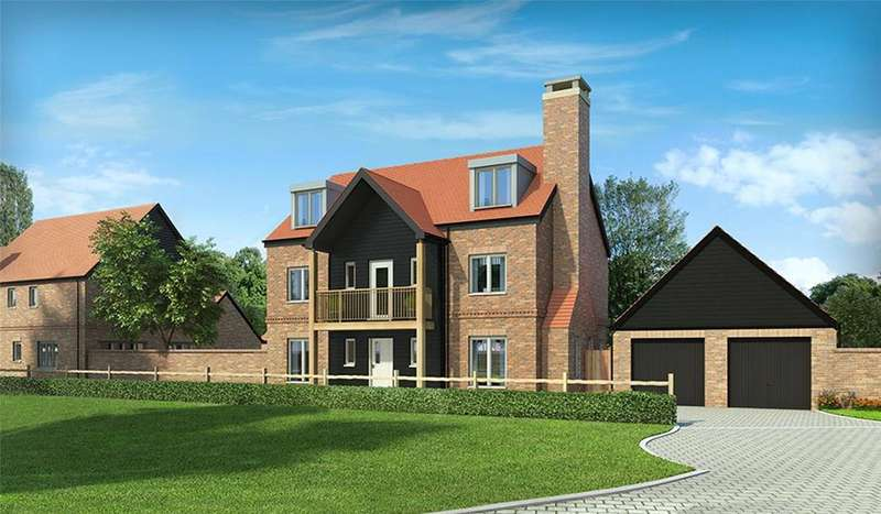 5 Bedrooms Detached House for sale in Andover Road, Winchester, Hampshire, SO22