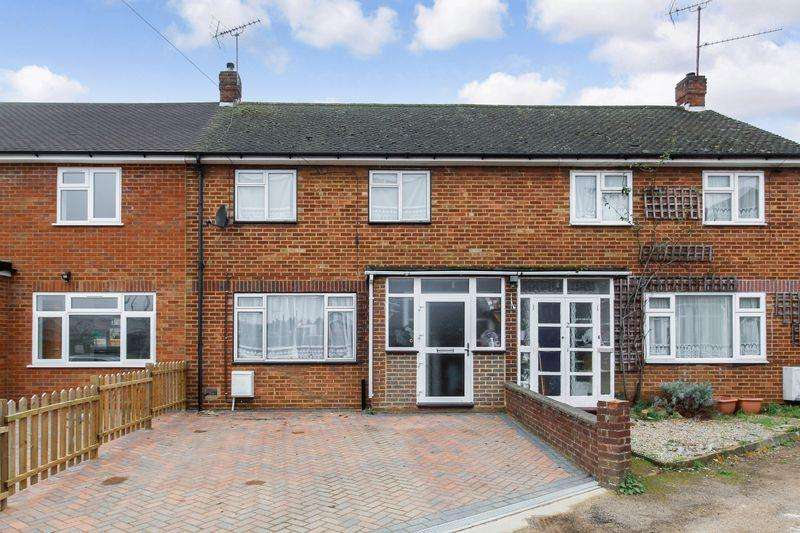 2 Bedrooms Terraced House for sale in Nursery Road, Luton