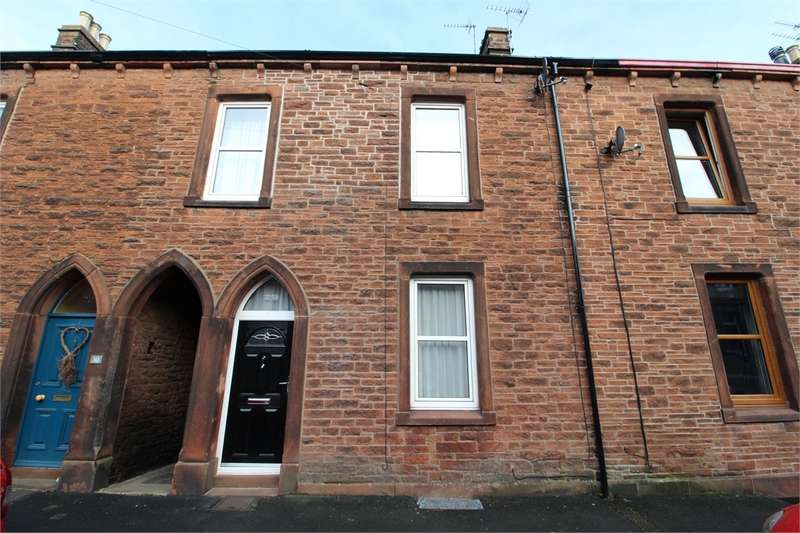 5 Bedrooms Terraced House for sale in CA11 9DH Brougham Street, Penrith, Cumbria