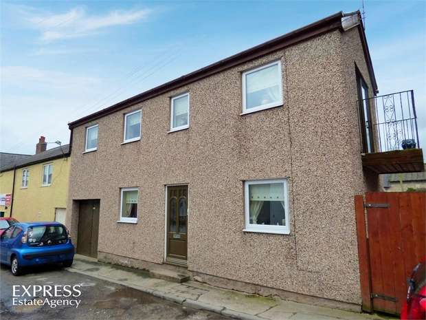3 Bedrooms End Of Terrace House for sale in Maes Y Coed Terrace, Denbigh