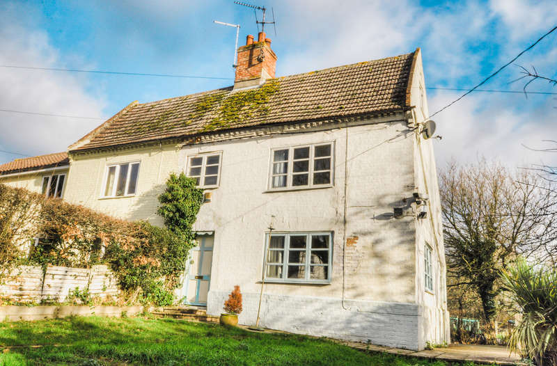 2 Bedrooms Semi Detached House for sale in Hill House, Ubbeston
