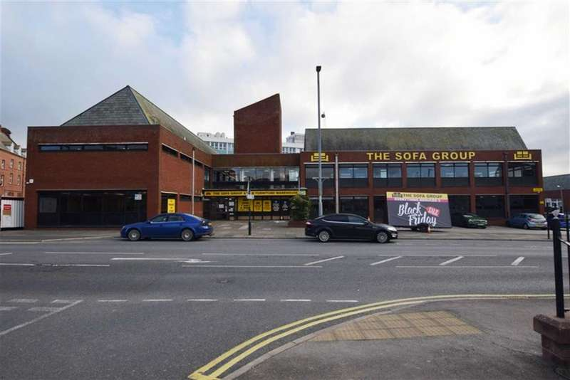 Commercial Property for sale in Market Street, Barrow In Furness, Cumbria
