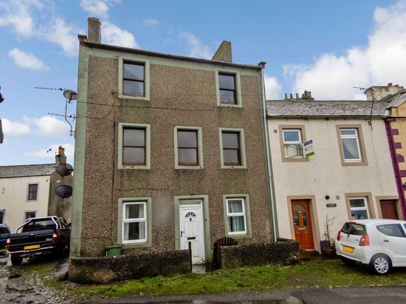 3 Bedrooms Block Of Apartments Flat for sale in Rayvon House, The Square, Allonby, Maryport, Cumbria