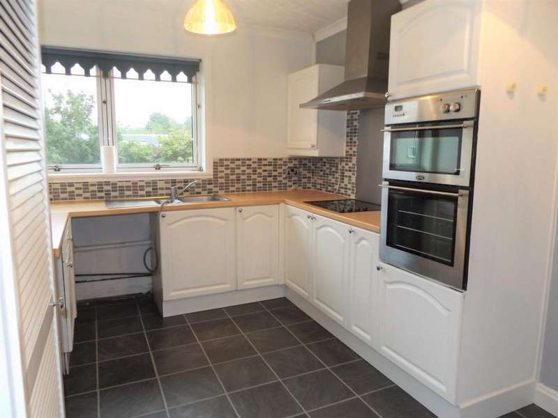 2 Bedrooms Flat for sale in Henrietta Street, Galston, KA4