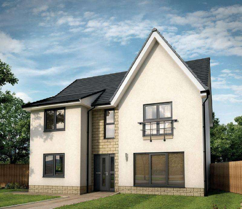 4 Bedrooms Detached House for sale in Four bedroom family home with detached double garage for sale