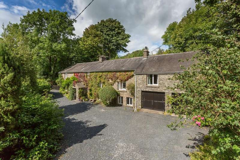 4 Bedrooms House for sale in Millholme Mill, New Hutton, Kendal, Cumbria, LA8 0AT