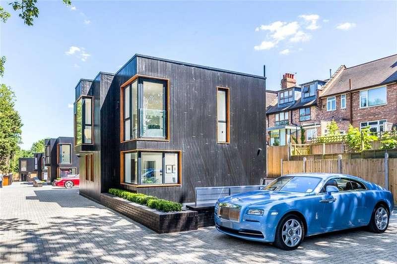 4 Bedrooms Detached House for sale in Darcies Mews Cecile Park, London, N8