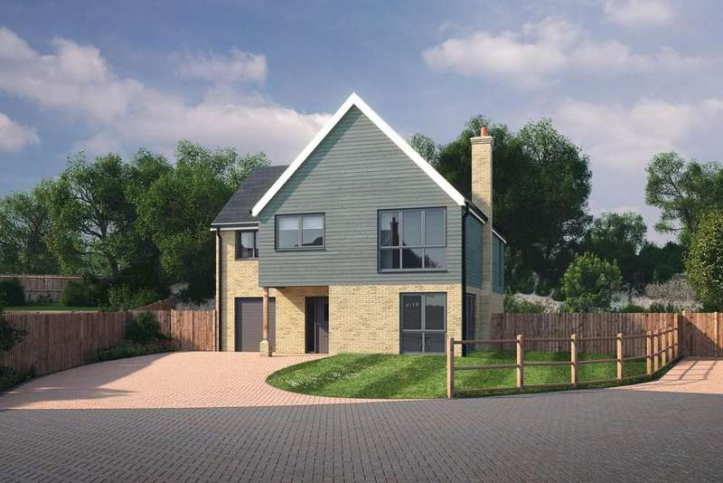 5 Bedrooms Detached House for sale in Lime Kiln Place, Little Hadham, Ware, Hertfordshire, SG11