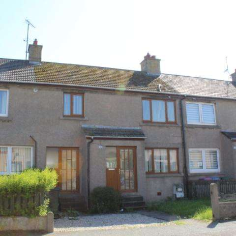 3 Bedrooms Terraced House for sale in 32 Bryson Crescent, Portessie, Buckie AB56 1TQ