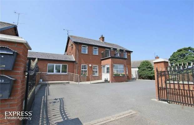 7 Bedrooms Semi Detached House for sale in Chapel Road, Dungiven, Londonderry
