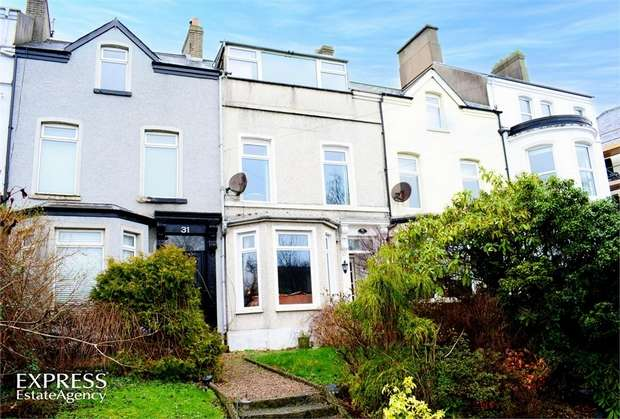 4 Bedrooms Terraced House for sale in Princetown Road, Bangor, County Down