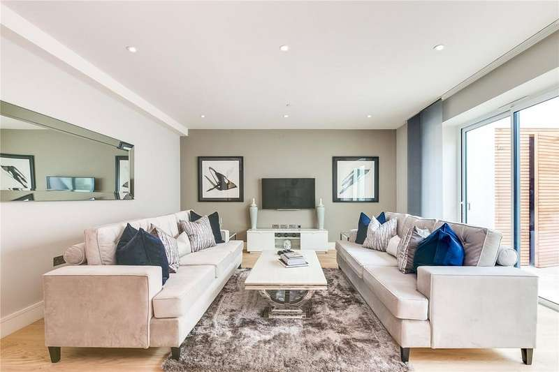 4 Bedrooms End Of Terrace House for sale in Basilica Mews, Thurleigh Road, SW12