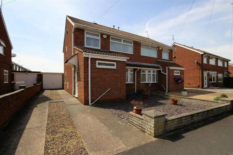 3 Bedrooms House for sale in Westborough Way, Hull
