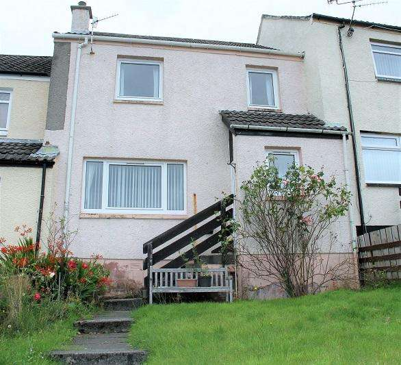 3 Bedrooms Terraced House for sale in McIntyre Terrace, Lochgilphead PA31
