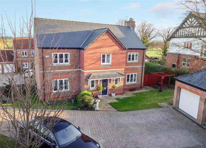 6 Bedrooms Detached House for sale in Arthington Lane, Pool In Wharfedale, Otley